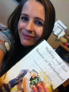 Book Review: Walking with God in the Season of Motherhood