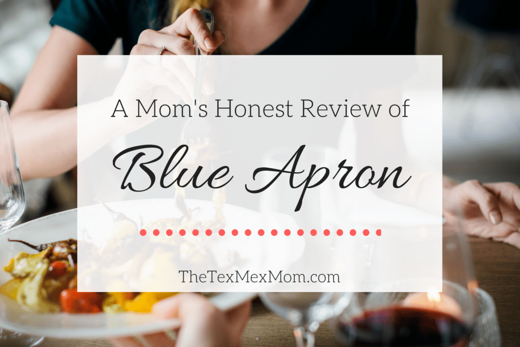A Mom's Honest Review of Blue Apron