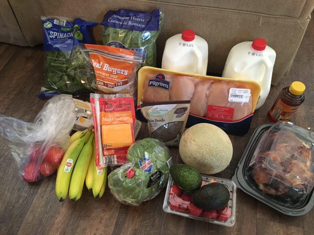 $50 Grocery Budget - Week 3 // Eating a Low Carb Diet on a