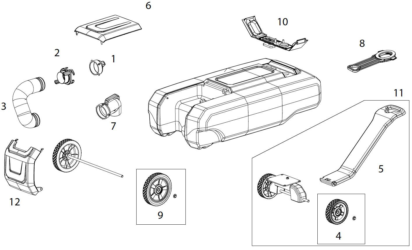 Septic Tank Wiring Diagram Septic Tank Installation