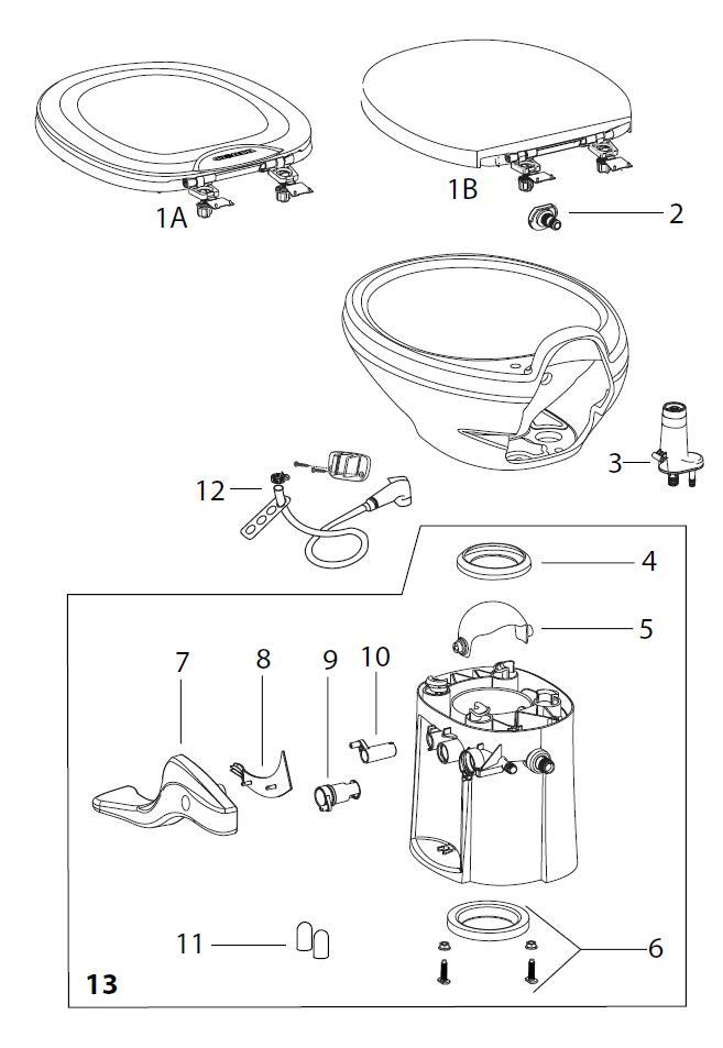 Aqua Magic Rv Toilet Manual