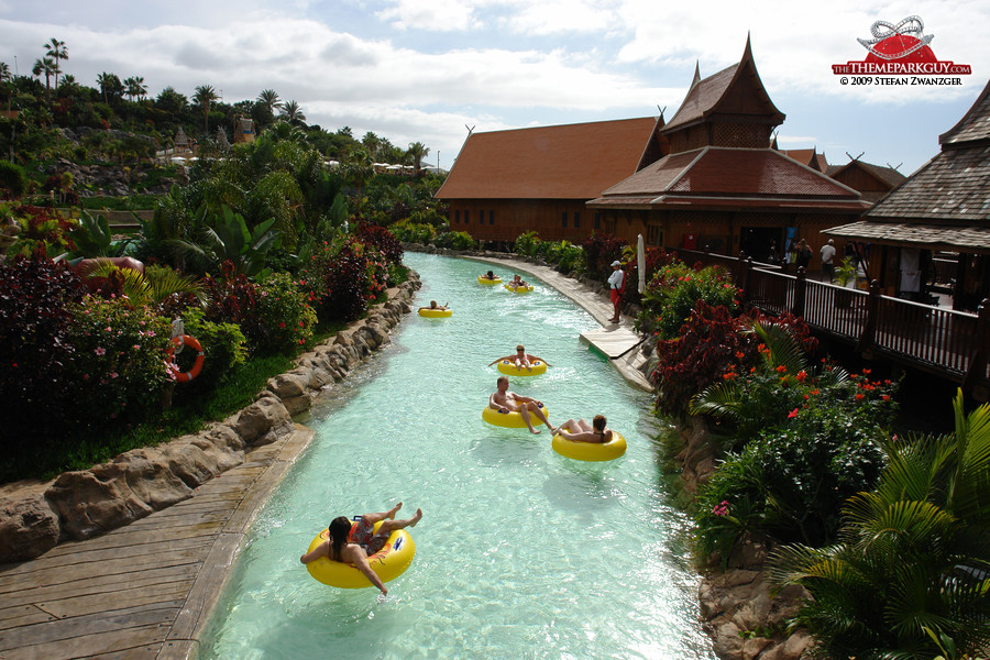 Siam Park Tenerife  photographed reviewed and rated by
