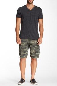 Union Camo Cargo Shorts
