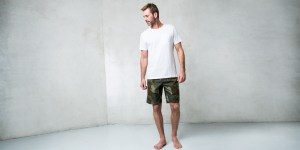 Camo Men's Swim Shorts