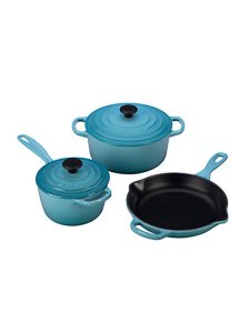 Le Creuset Five Piece Set