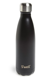 S'well 'Stone Collection - Onyx' Stainless Steel Water Bottle (25 oz.)