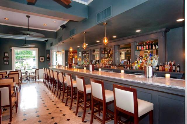 The Empire Bar at Broussard's New Orleans