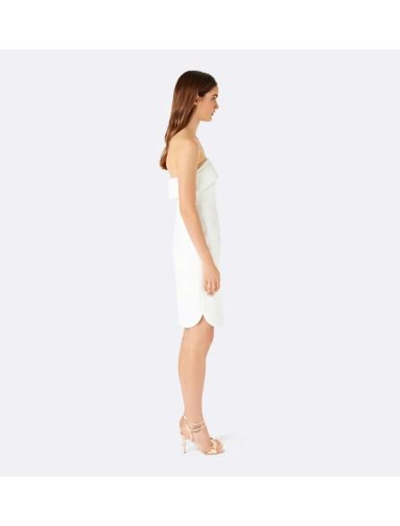 Ever New Gina Strapless Midi Dress