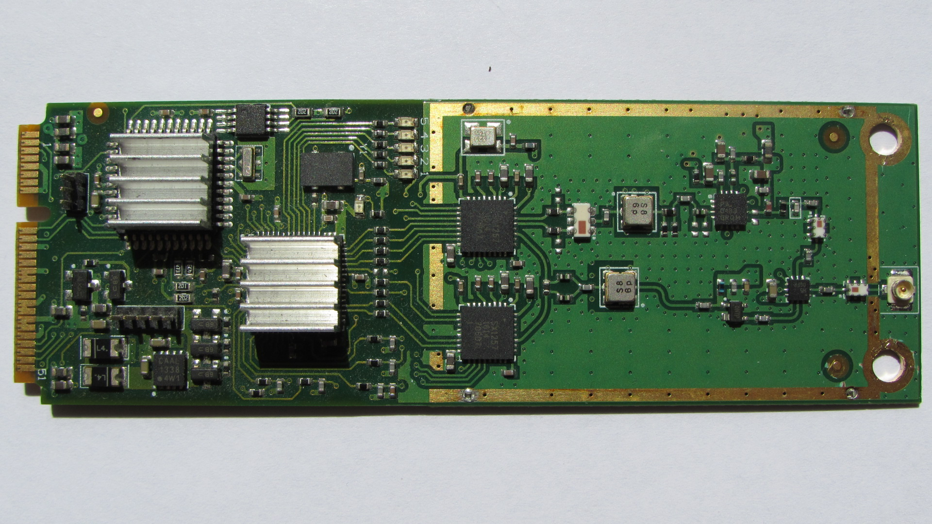 hight resolution of finally my questions are if the ttn gw lg9271 rf card is damaged because it doesn t have the tvs diode as the semtech reference design what components do