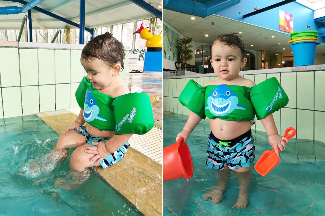 Tijmens Favourites: Puddle Jumper zwembandjes