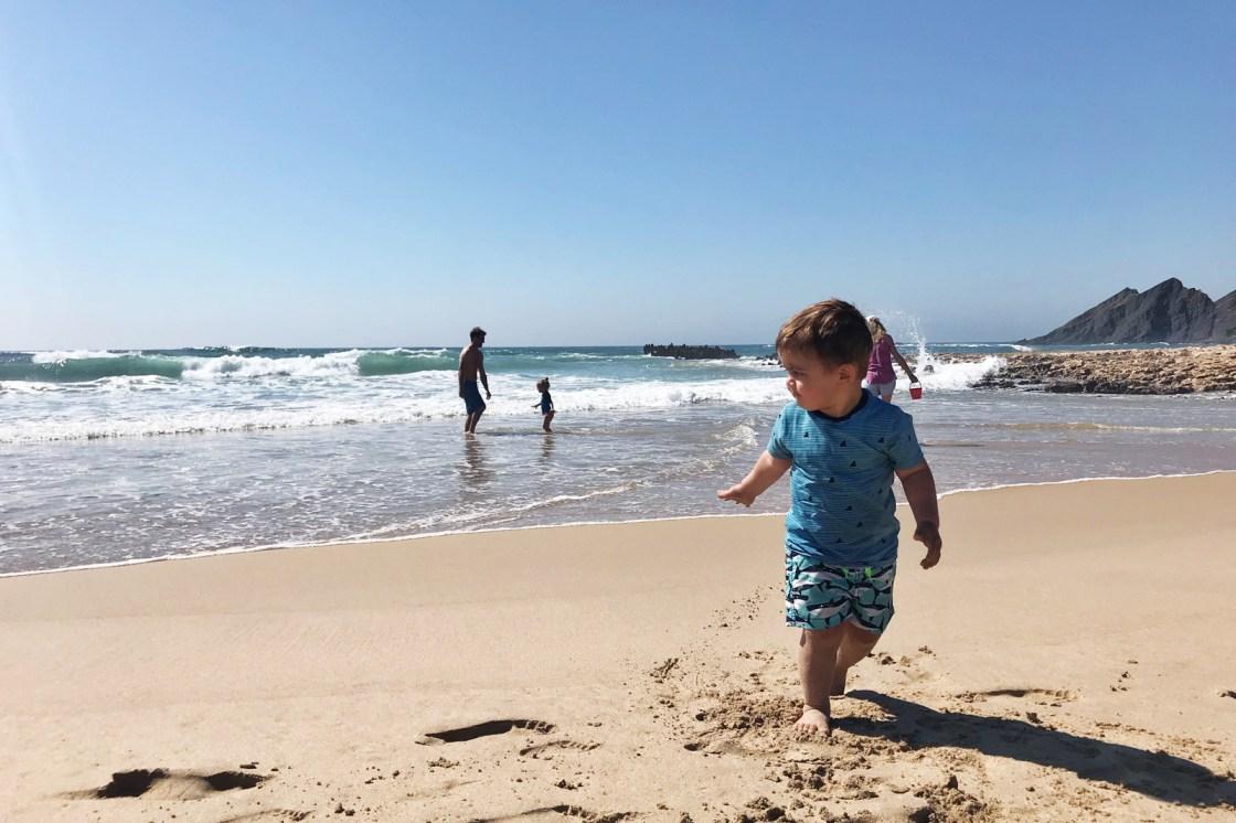 Surfvibes aan de westkust van Portugal