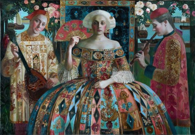 Music by Olga Suvorova