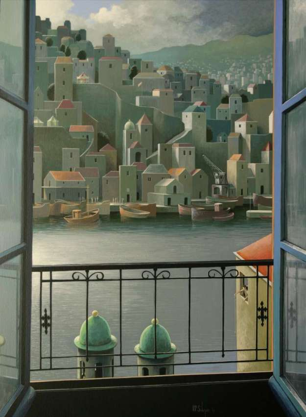 Always a New Day Again, courtesy of Michiel Schrijver