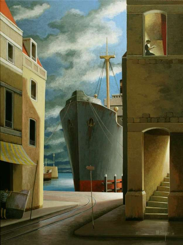 Silence of the Sea, courtesy of Michiel Schrijver