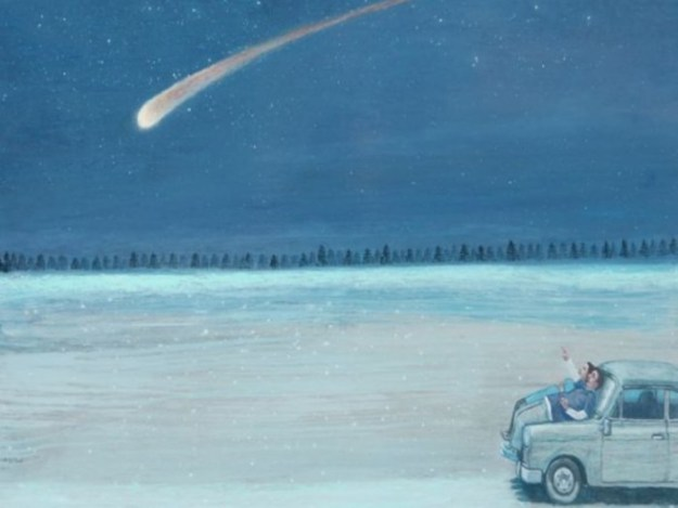 The Meteor by Barry McGlashan.
