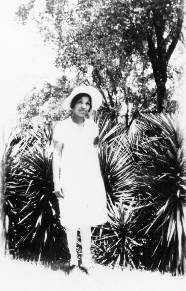 Zora Neale Hurston. Photo via University of Florida Digital Collections.