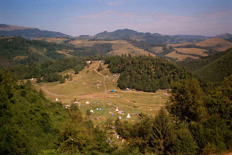 The Third Eye magazine_Rainbow Gathering-Romania August 2014_13