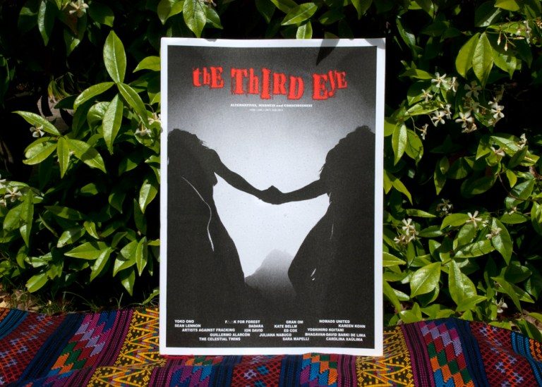 The Second Issue Of The Third Eye Magazine Has Just Landed!