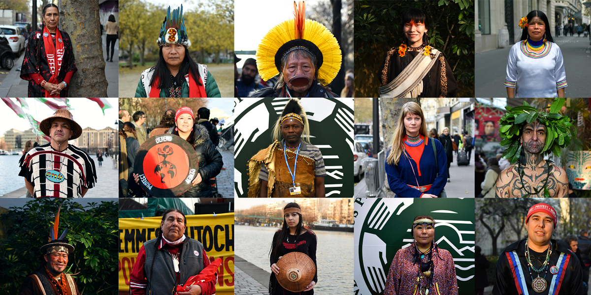 The Third Eye Magazine Indigenous Voices Paris Cop21