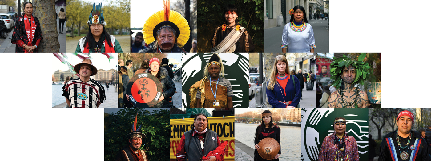 INDIGENOUS VOICES On Climate Change, From The Arctic To The Amazon