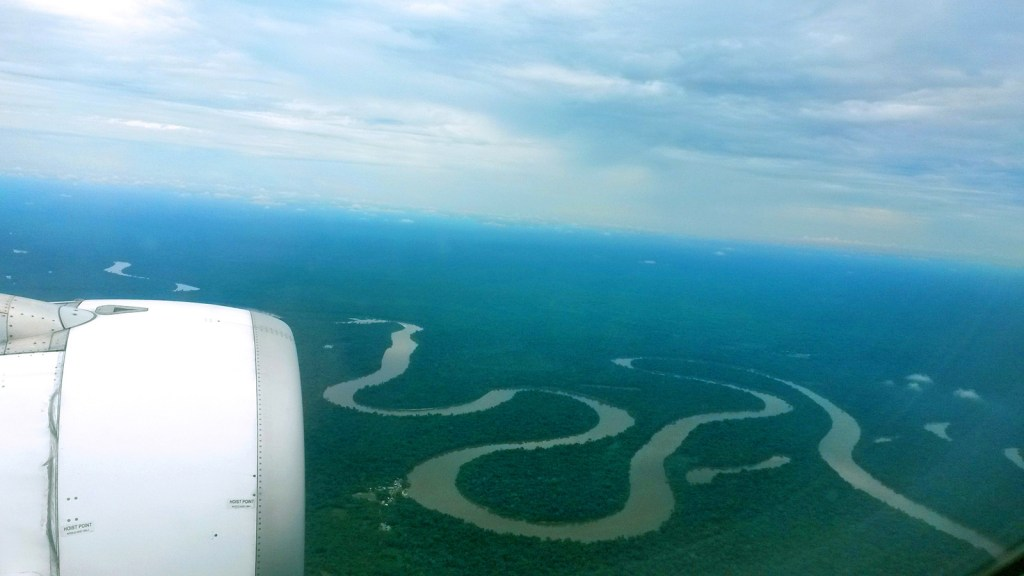 The Third Eye Moves To The Peruvian Amazon