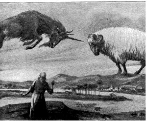 Daniel 8 - Ram - He-goat