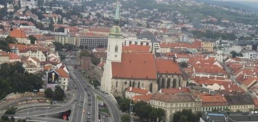 Martin Cathedral in Bratislava