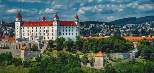 Thomas in Bratislava