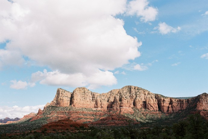 The Thompson Adventure Road Trip to Sedona Arizona.