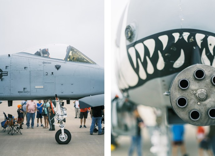 Wichita Air Show A-10 Warthog