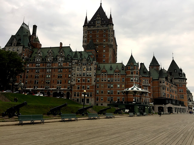 Our Getaway: 14-Days in Canada – Things to do in Quebec City