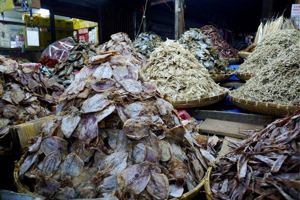 Cebu-Bohol Budget Itinerary - Taboan Market