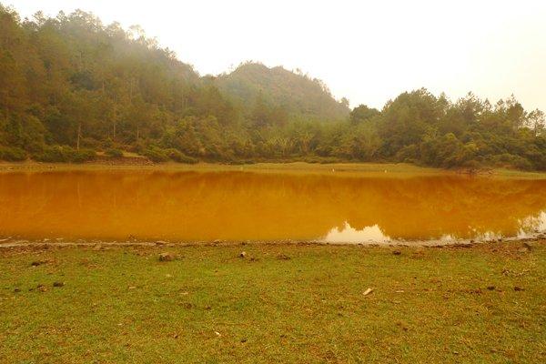 Solo Backpacking in Sagada - Lake Danum