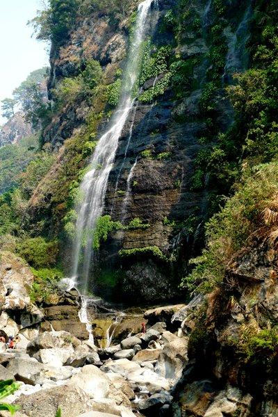 Solo Backpacking in Sagada - Bomod-ok Falls