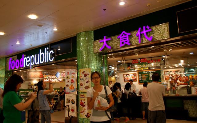 3 Days Hong Kong on a budget - Food Republic