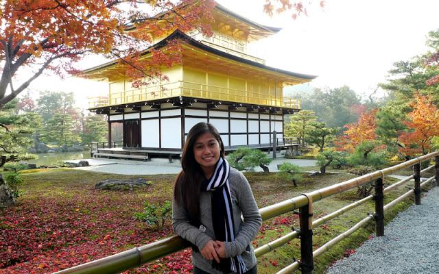 Kinkakuji(Golden Pavillion)