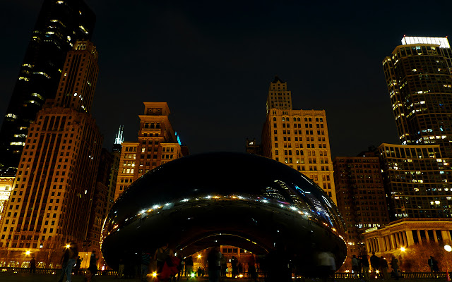 Long weekend in Chicago