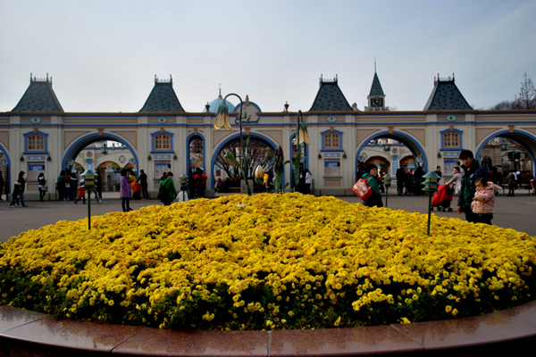 One Whole Day Everland Resort
