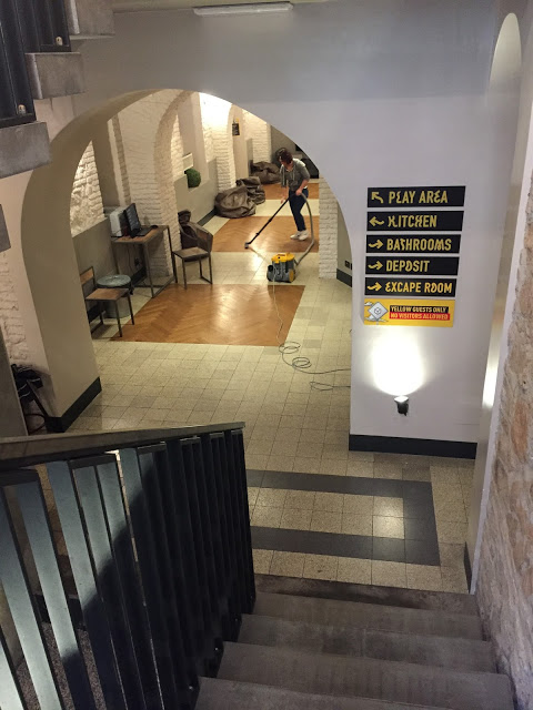 The Yellow Hostel in Rome