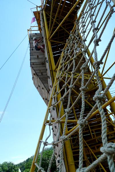 La Union - PUGO Adventure Wall Climbing