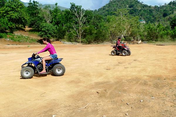 La Union - PUGO Adventure ATV