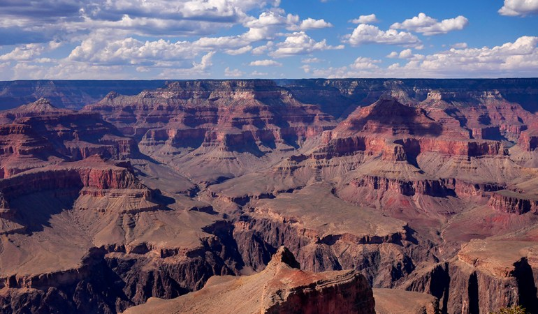 How to spend half day in Grand Canyon South Rim