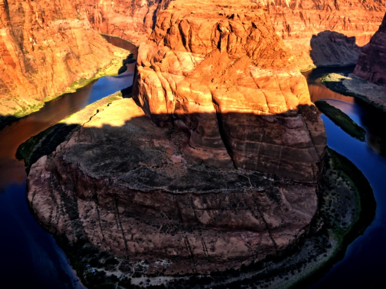 One Day in Horseshoe Bend, Lower Antelope Canyon and Grand Canyon