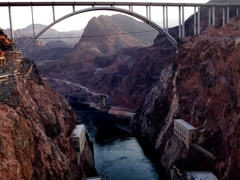 Half Day in Sedona, Arizona and a quick stop in Hoover Dam