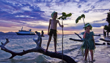 The ultimate trip for families - The Solomon Islands - The