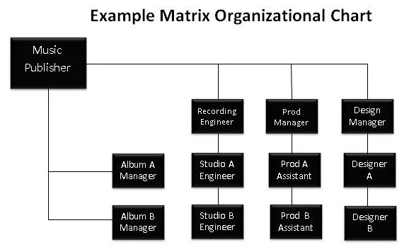 Types of Business Organizational Structures — The Thriving