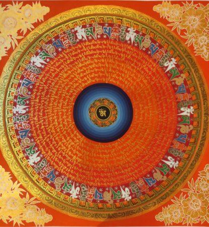 Mantra Mandala