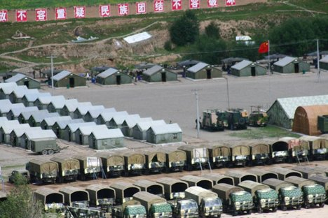 China Sentences Two Tibetans in Eastern Tibet