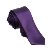Purple Skinny Tie  The Tie Rack Australia | Shop Online ...