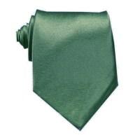 Bottle Green Solid Neck Tie  The Tie Rack Australia ...